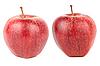 Dwa jabłka | Stock Foto