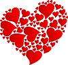 Photo 300 DPI: hearts