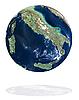 Italian globe | Stock Foto