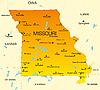 Missouri  | Stock Illustration