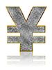 Yen Symbol  | Stock Illustration