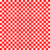 Photo 300 DPI: red small square background