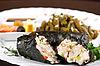 Tasty fish dish | Stock Foto