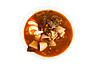 Borscht soup    Stock Foto