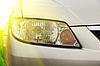 Headlamp | Stock Foto