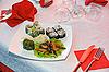 ID 3030401 | W restauracji Sushi | Foto stockowe wysokiej rozdzielczości | KLIPARTO