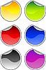 Photo 300 DPI: color stickers