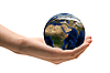 ID 3030671 | Take care the earth | High resolution stock photo | CLIPARTO