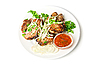 Appetizing grilled meat | Stock Foto