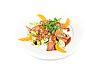 Fish salad | Stock Foto