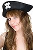 ID 3031163 | Woman sea rover  | High resolution stock photo | CLIPARTO