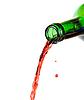 Photo 300 DPI: pouring wine