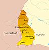 Liechtenstein | Stock Illustration