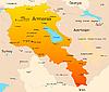 Vector clipart: Armenia