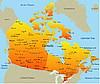 Vector clipart: Canada