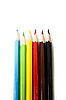 Photo 300 DPI: Colorful pencils