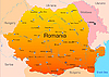 Vector clipart: Romania
