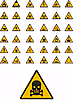 Vector clipart: Warning and safety signs