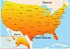 Vector clipart: USA