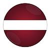 Фото 300 DPI: Латвия иконка с флагом