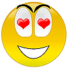 Photo 300 DPI: Love smiley