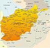 Vector clipart: Afganistan