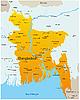 Vector clipart: Bangladesh