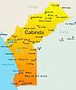 Vector clipart: Cabinda
