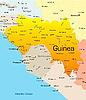 Vector clipart: Guinea