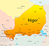 Vector clipart: Niger