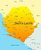Vector clipart: Sierra Leone