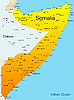 Векторный клипарт: Сомали