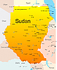 Vector clipart: Sudan (pre-2011)