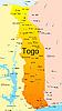 Vektor Cliparts: Togo