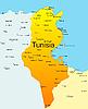 Vektor Cliparts: Tunesien