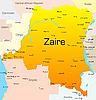 Vector clipart: Zaire