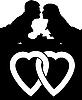 Vektor Cliparts: Couple Liebe Leute