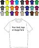 Векторный клипарт: шаблоны футболок