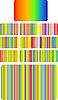 Векторный клипарт: шаблон цвет и градиент