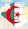 Vector clipart: Algeria