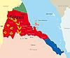 Vector clipart: Eritrea