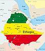 Векторный клипарт: Эфиопия