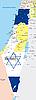 Vektor Cliparts: Israel