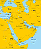 Vector clipart: Middle East country