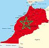 Vektor Cliparts: Marokko