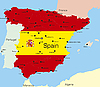 Vector clipart: Spain