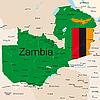 Vector clipart: Zambia