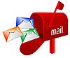 Векторный клипарт: почтовый ящик