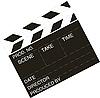 Vektor Cliparts: Kino-Schindel