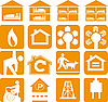 Vector clipart: Signs
